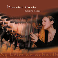 Harriet Earis Harpist Playing Irish Music, Wales